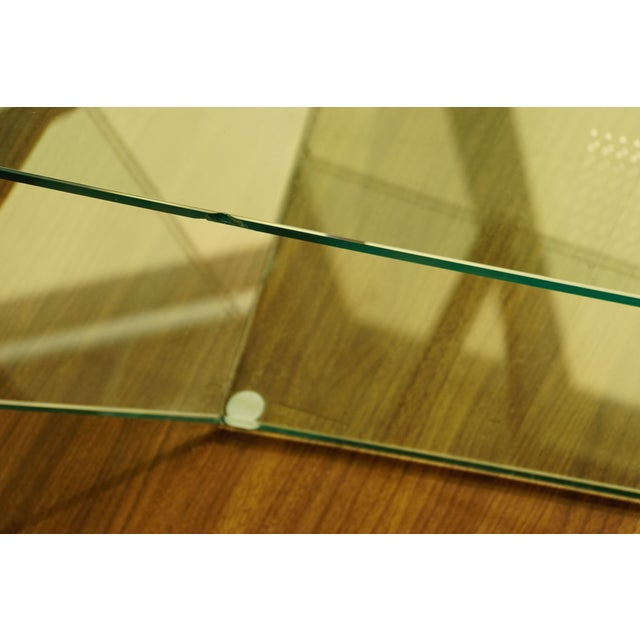 Tonelli Dekon 2 Geometric Glass Coffee Table - Image 4 of 4