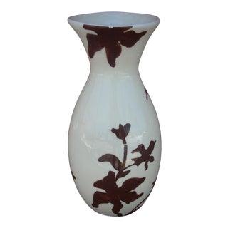 Contemporary Bionda-Bruna Vase