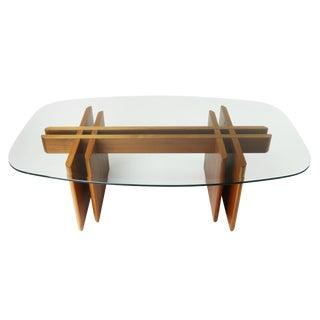 Gustav Gaarde for Trakanten Danish Modern Teak Coffee Table