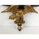 Image of 19th Century Gilt Plaster Wall Brackets - A Pair