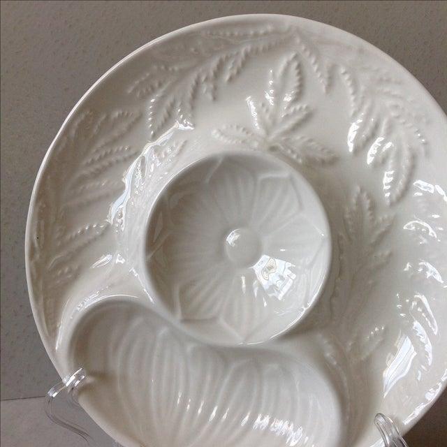 California Pottery Artichoke Plates - Set of 6 - Image 9 of 10