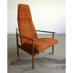 Image of Peter Hvidt High Back Chair
