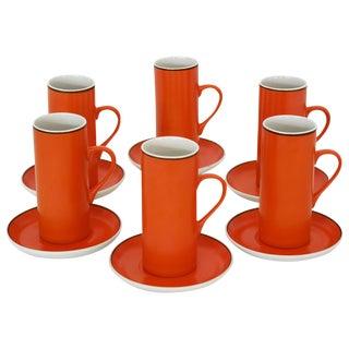 Set of La Gardo Tackett Espresso Cups