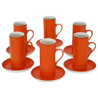 Set of La Gardo Tackett Espresso Cups