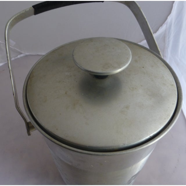 Mid-Century Italian Ice Bucket - Image 4 of 10