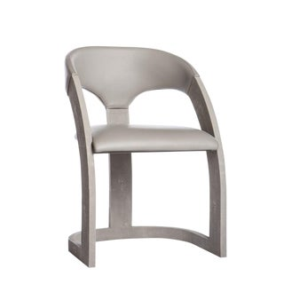 Emporium Home Delia Chair in Gray