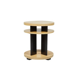 Paul Laszlo Two Tiered Side Table