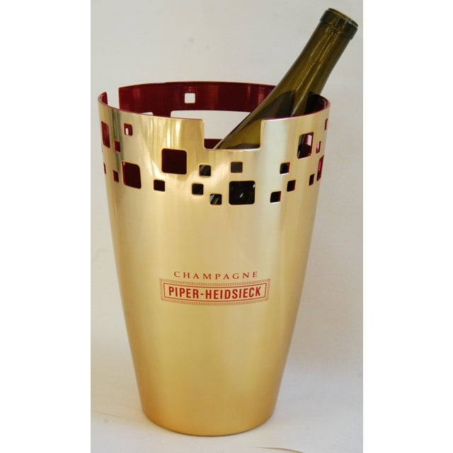 Piper-Heidsieck Champagne French Ice Bucket - Image 2 of 11