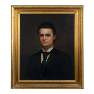 Alexander Stephens Clay US Senator from Georgia Portrait - Joseph H Van Stavoren
