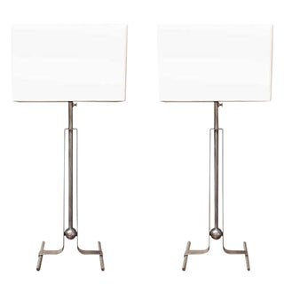 JW Custom Line Telescoping Lamps - A Pair