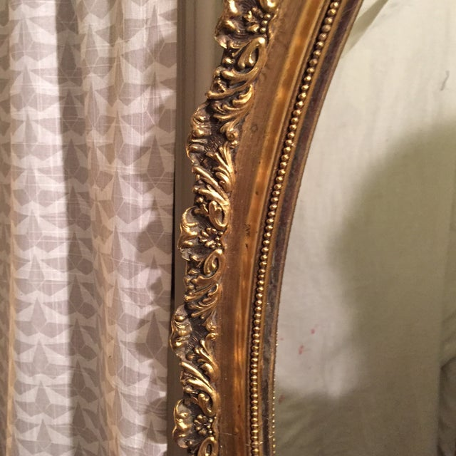 Image of Hollywood Regency Gilt Mirror