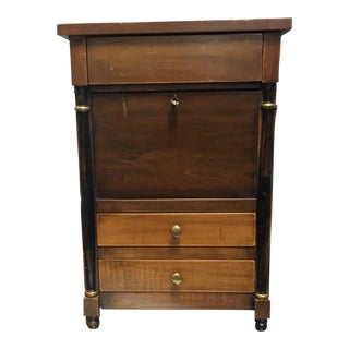Biedermeier Miniature Secretary Desk