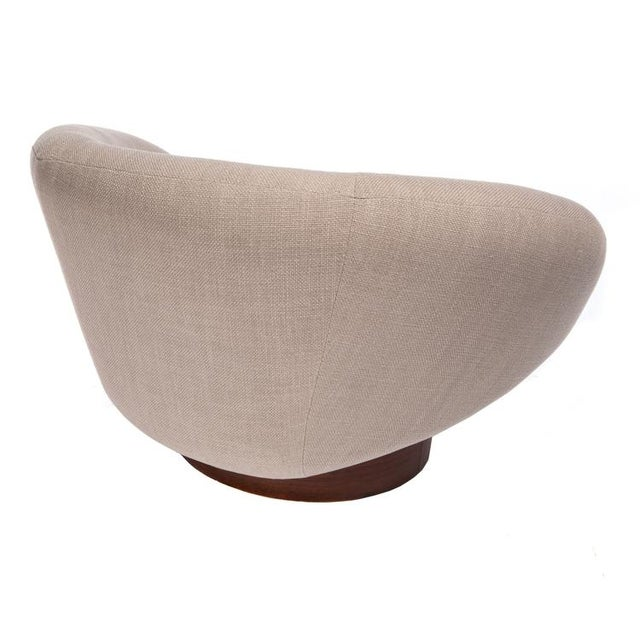 1970S LOUNGE CHAIR IN THE STYLE OF ADRIAN PEARSALL - Image 5 of 10