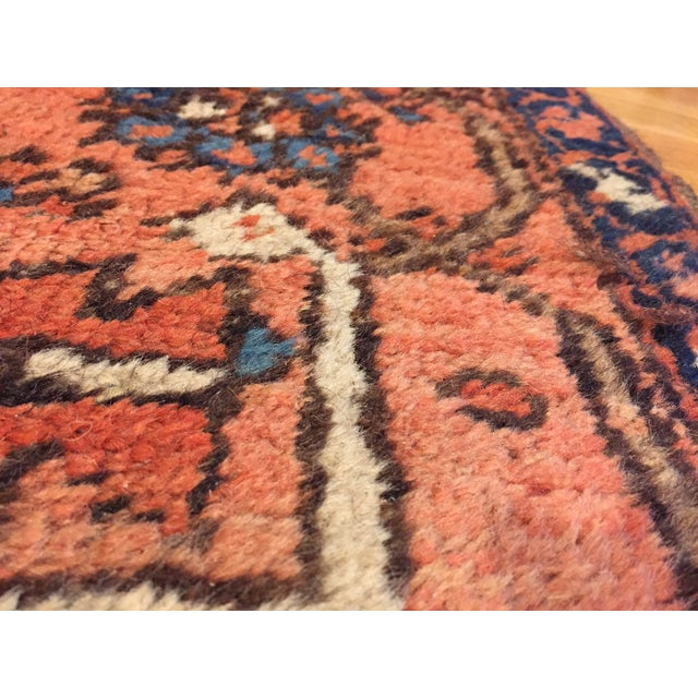 Vintage Hand Woven Persian Runner - 2′6″ × 8′ - Image 3 of 10