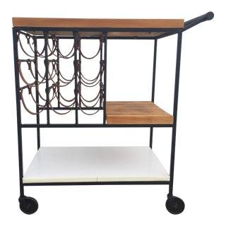 Arthur Umanoff Mid-Century Modern Bar Cart