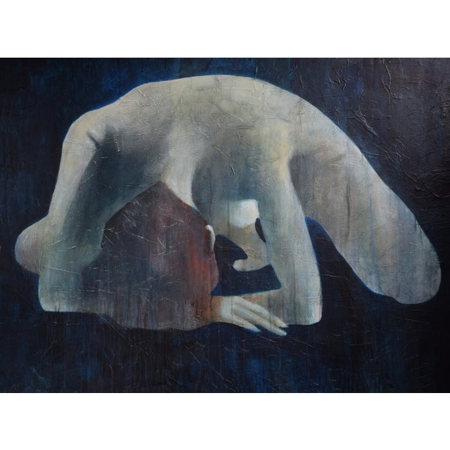 Image of 'Nuda Peccatum Aderit' Modern Painting