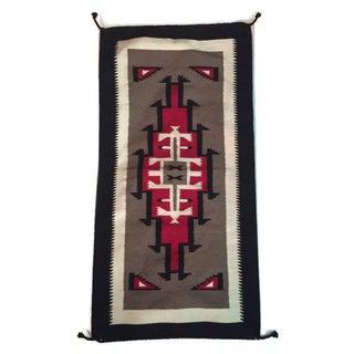 Southwestern Wool Navajo Style Textile