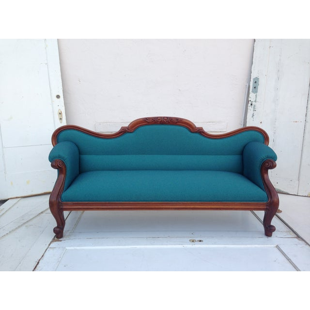 Antique Baltic Sofa - Image 2 of 9