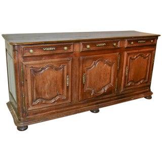 18th Century French Oak Buffet