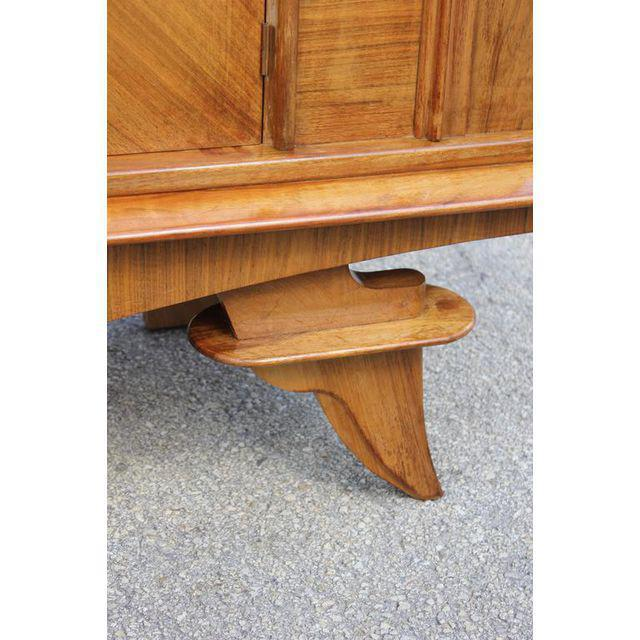 French Art Deco Rosewood sideboard / Credenza Circa 1940s - Image 10 of 10