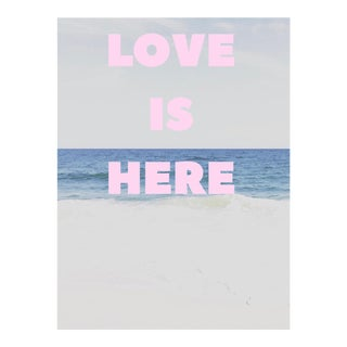 "Kerri Rosenthal ""Love is Here"" Original Photograph"