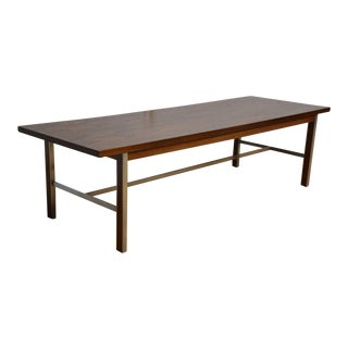 Paul McCobb for Calvin Walnut Coffee Table