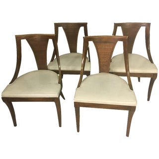 American of Martinsville Dining Chairs - Set of 4