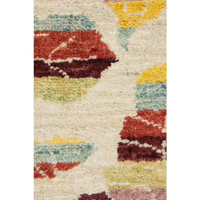 "Arts & Crafts Hand Knotted Area Rug - 3' X 5'1"" - Image 3 of 3"
