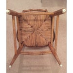 Image of French Country Ladderback Chair