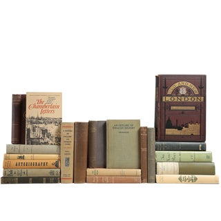 History of England Books - Set of 20