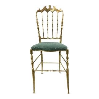 Chiavari Solid Brass Chair