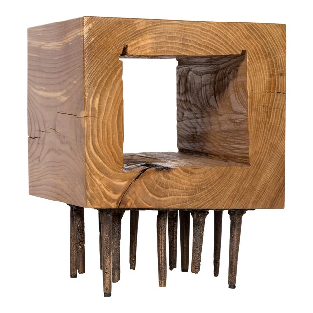 Image of Nail Brush Side Table