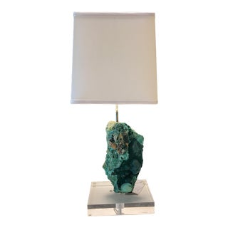 Juliet Malachite Table Lamp