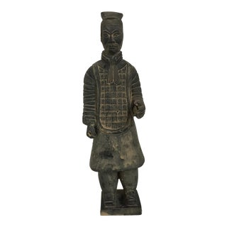 Standing Terra Cotta Warrior Statue