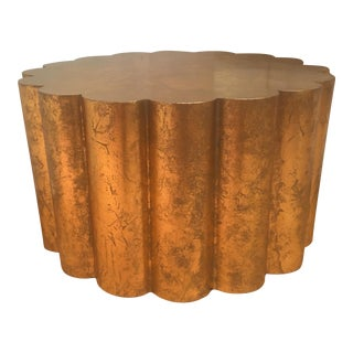 Safavieh Gold Leaf Coffee Table