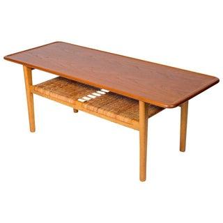 Hans Wegner AT-10 Coffee Table