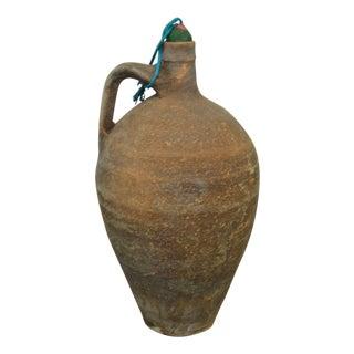 Antique Greek Stamna Water Vase