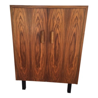 Mid-Century Modern Rosewood Cabinet