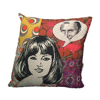 Pop Art Pillow