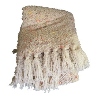 Cynthia Rowley Chenille Throw Blanket