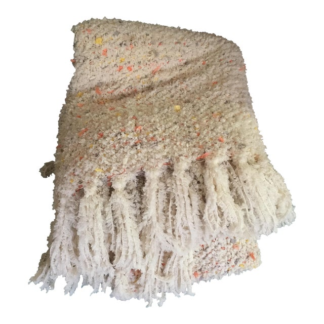 Cynthia Rowley Chenille Throw Blanket - Image 1 of 11