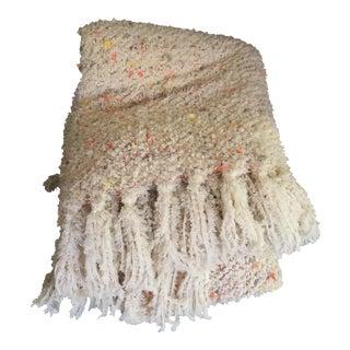 Cynthia Rowley Chenille Throw Blanket