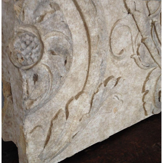 1920s Architectural Building Fragment - Image 6 of 6