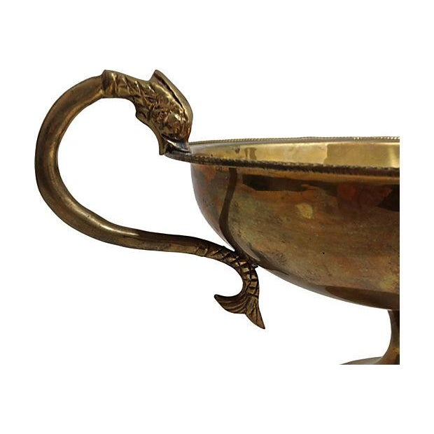 Image of Brass Trophy Bowl