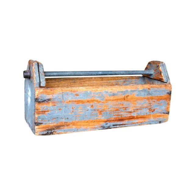 Handmade Carpenter's Box - Image 1 of 4