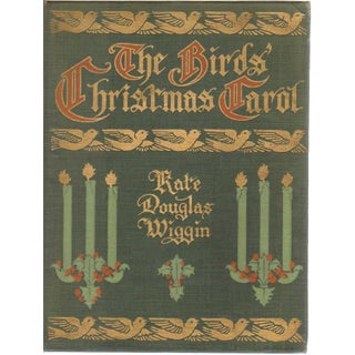 The Birds' Christmas Carol by Kate Douglas Wiggin