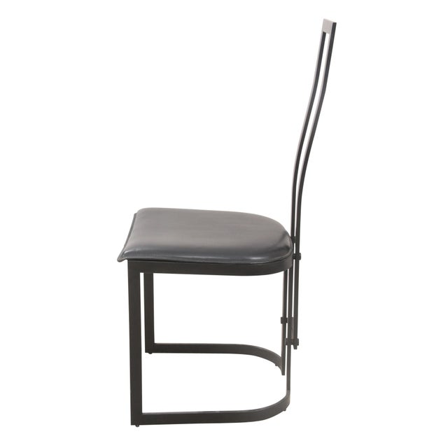 Image of Italian Art Deco Chairs - Set of 4