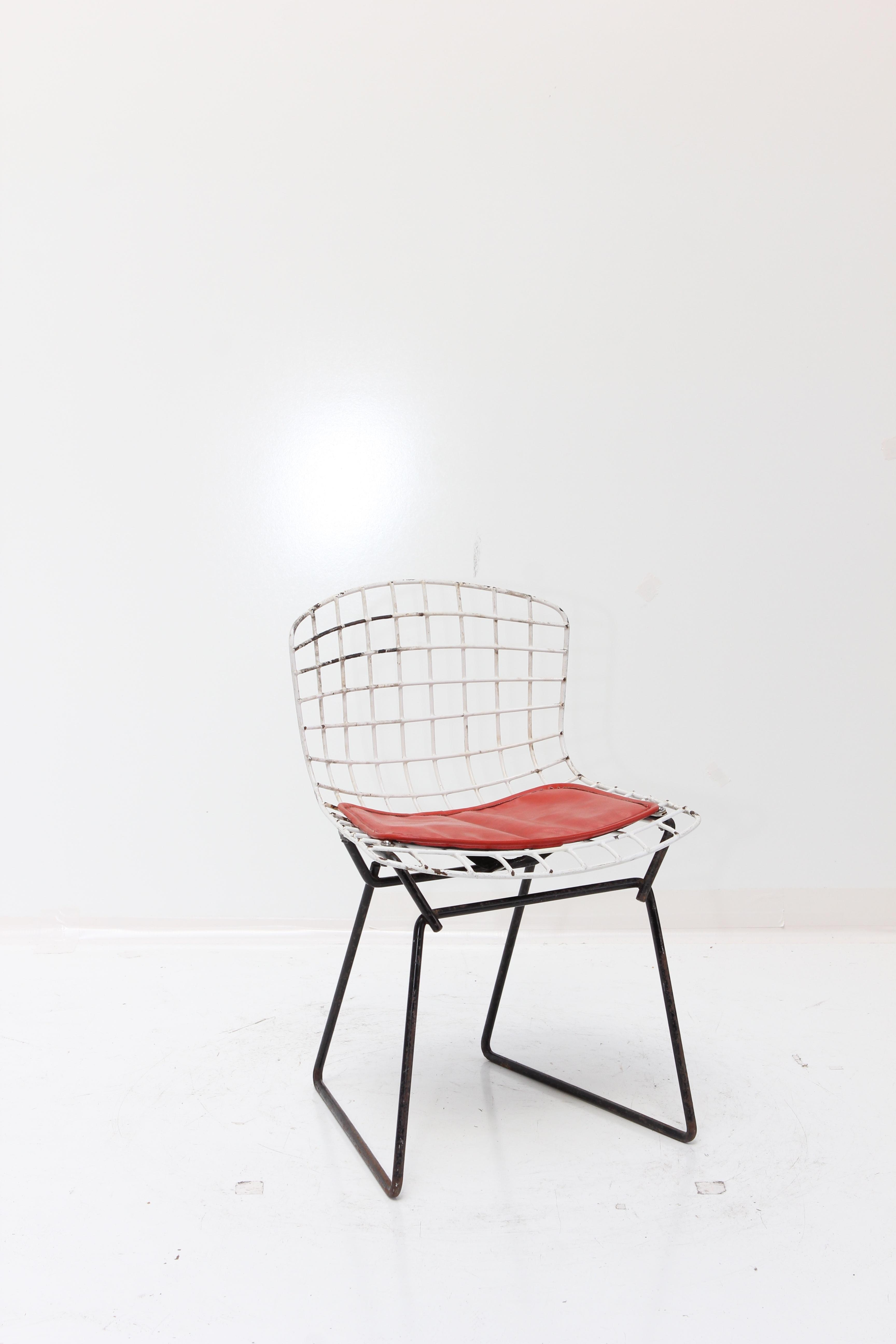 Knoll Bertoia Child Size Chairs   Set Of 5   Image 5 Of 11