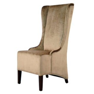 Bacall High-Back Dining Chair