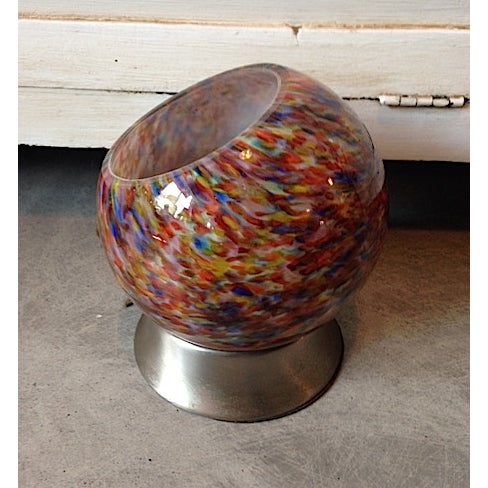 Multi-Colored Retro Orb Table Light - Image 2 of 3